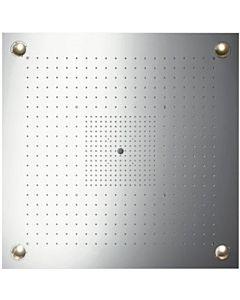 hansgrohe Kopfbrause Axor Starck ShowerHeaven 970 x 970 mm, mit Beleuchtung, edelstahl 10623800