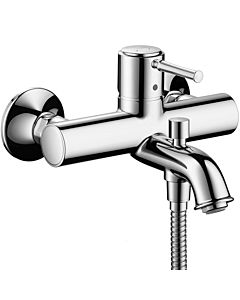 hansgrohe Talis Classic Wannen Armatur 14140000 Aufputz, chrom