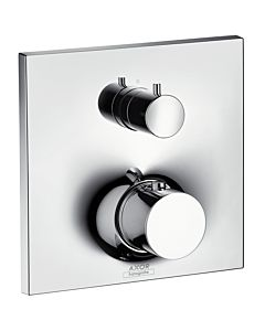 hansgrohe Axor Massaud , Axor Massaud , chromé , thermostatique, chromé / inverseur