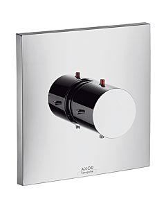 hansgrohe Fertigmontageset Axor Starck X 10716000 Unterputz, Thermostat, chrom