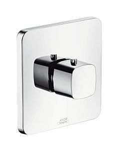 hansgrohe Fertigmontageset Axor Urquiola Unterputz, Thermostatbatterie, chrom