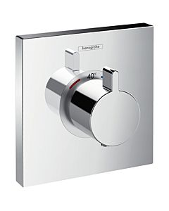 hansgrohe ShowerSelect Thermostat 15760000  Highflow, Unterputz, chrom