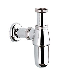 "Grohe bottle odor trap chrome, 11/4 "", for Waschtische"