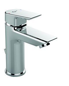 Ideal Standard Tesi mitigeur lavabo A6556AA chromé , avec garniture de vidage , basse pression