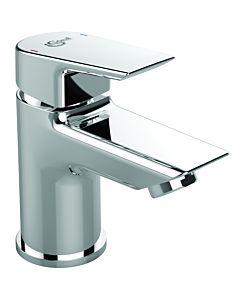 Ideal Standard Tesi Waschtischarmatur A6568AA Piccolo, verchromt, ohne Ablaufgarnitur