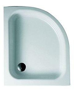 Duschwanne BetteCorner 8130000PLUS 75 x 90 x 15 cm, weiss GlasurPlus