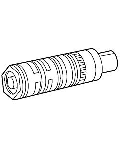 Hansa Thermostat Regelteil Hansatempra 59911525 ohne Mengenregulierung