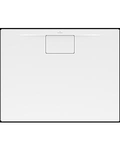 Villeroy & Boch Architectura Metalrim Duschwanne UDA9090ARA115V01 90 x 90 x 1,5 cm, weiß