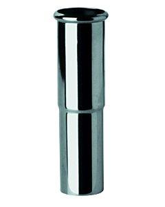 ASW Verlängerungsrohr 100382 verchromt, 32x125mm