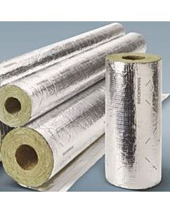 Rockwool heating pipe shell 800 32036 30x28 mm, 2000 meter