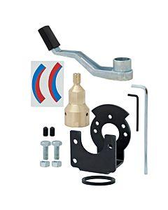 Esbe Adaptersatz 900C 16051600 für Stellmotor Centra ZR, DR, DRU