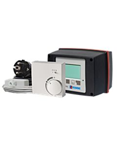 Esbe Stellmotorregler 90C-1B 12601200 kompletter witterungsgeführter Heizungsregeler