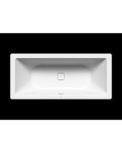Kaldewei Meisterstück ConoDuo rechts 201740803001 180x80cm, weiss Perleffekt, Ablaufgarnitur