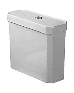 Duravit Serie 1930 Cistern 0872200005 chromé , blanc, variable de raccordement