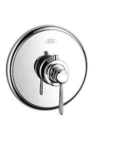 hansgrohe Axor Montreux Brausethermostat 16823000 chrom, Highflow, Hebelgriff