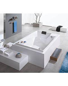 Hoesch Santee Badewanne 6652.010 190 x 120 cm, weiss