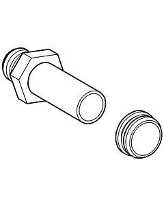 "Grohe Urinal-Zulaufgarnitur 37044000 1/2"""", f. Urinalbecken m. Eingang v. hinten"