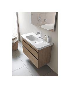 Duravit DuraStyle Waschtischunterbau DS648005353 Kastanie Dunkel, 58x44,8x61cm, für 232065