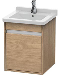 Duravit Ketho Waschtischunterschrank KT6662L5252 Europäische Eiche, links, für Starck 3 030348