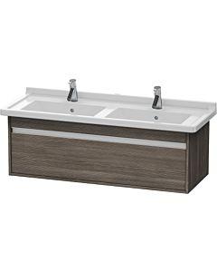 Duravit Ketho Waschtischunterschrank KT666605151 Pine terra, 1 Auszug, für Starck 3 033213
