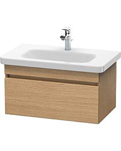 Duravit DuraStyle Waschtischunterbau DS638105252 Europäische Eiche,73x44,8cm, für Waschtisch 232080