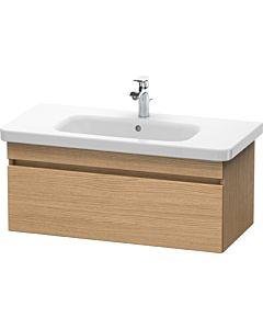 Duravit DuraStyle Waschtischunterbau DS638205252 Europäische Eiche, 93x44,8cm,für Waschtisch 232010