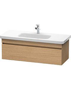 Duravit DuraStyle Waschtischunterbau DS639505252 Europäische Eiche,113x44,8cm,für Waschtisch 232012