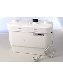 SFA SaniVite+ Schmutzwasserpumpe 0008P weiß, für den universellen Einsatz