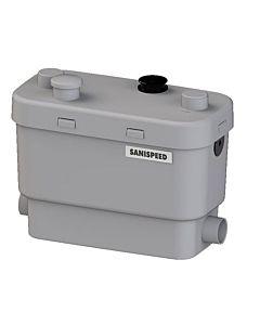 SFA SaniSpeed+ Haushaltspumpe 0026P grau, steckerfertig, für die Küche