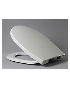 Haro WC-Sitz Passat Premium 512133 manhatten, Edelstahl Scharniere, Softclose