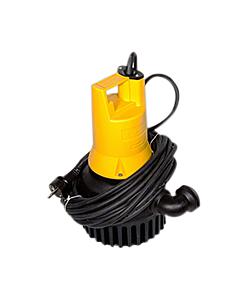 Jung U6K ES Drainagepumpe JP00227 3 Meter Leitung,  zur Drainageentwässerung