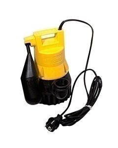 Jung U3KS Kellerentwässerungspumpe JP09808 10 Meter Leitung, mit Schwimmerschalter