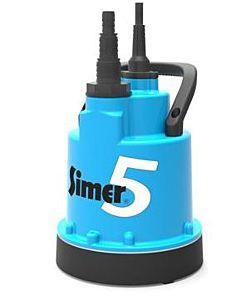 Jung Simer 5 Tauchpumpe OD6601G05 230 V, 10 m Leitung