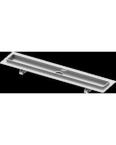 TECEdrainline Duschrinne 600800  80 cm, gerade, mit Seal System Dichtband