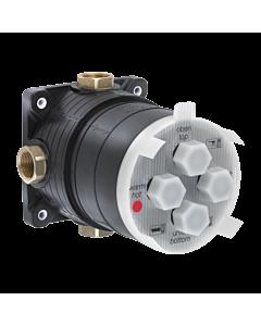sam flexbox Grundkörper 3008031000 für Unterputz Einhebelmischer und Thermostat