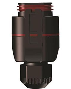 Grundfos Alphastecker 98284561 Ersatzstecker komplett für Grundfos Alpha Pumpen
