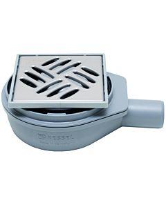 Schedel match1 Plan drain SKR32104 horizontal, 36 l / min, DN 40