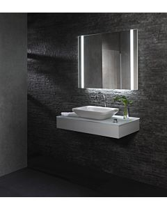 Zierath Yourstyle Pro Lichtspiegel ZYOUR1101120080 Premium,120x80cm,Touchsensor,Waschplatzbeleuchtung