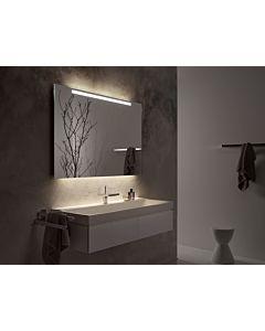 Zierath Trento LED Lichtspiegel ZTREN0301100070 100x70cm, hinterleuchtet mit LED