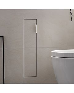 Emco Asis Plus WC-Modul 975611004 Anschlag links, Unterputzmodul, befliesbar