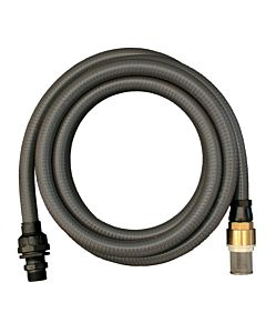 Ewuaqua Aspir-Flex Ansaug-Set 76063 22 mm, 0,6 bar, 7 m, Messingfilter