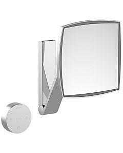 Keuco iLook move Kosmetikspiegel 17613019002 UP-Trans, Wandmodell, beleuchtet, 200x200
