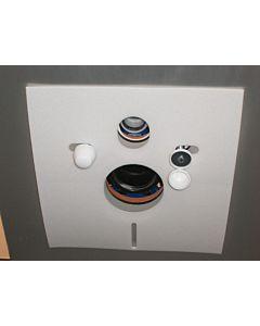Schallschutz Set für Wand WC, Wand Bidet 3015530  70/4 mm