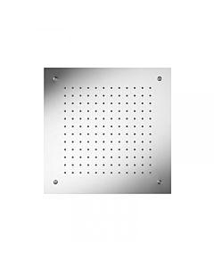 Herzbach Living Spa Kopfbrause 11650000201 edelstahl poliert, 500x500mm, Strahlart Regen