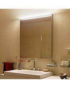 Zierath Avela LED Lichtspiegel ZAVEL0101120080 120x80cm, mit LED Leuchtsegel und Touch-Sensor