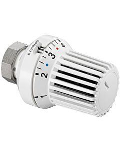 Oventrop Uni XH Thermostatkopf 1011365 weiss, M30x1,5