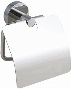 nwb Papierrollenhalter Pro 020 P02236 chrom, mit Befestigungstechnik zum Kleben