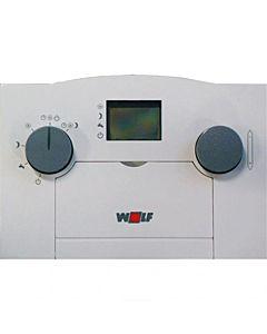 Wolf Raumtemperaturregler ART 2733054 analog, Tagesprogramm, eBus-Schnittstelle