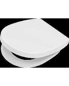 Pagette WC-Sitz Connect 295730102 weiss, mit Steckbefestigung, abnehmbar