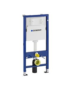 Geberit Duofix Wand WC-Element 458103001  Bauhöhe 112 cm, mit Delta UP-Spülkasten